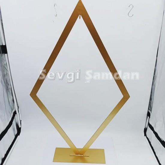Diamond Çember Şamdan